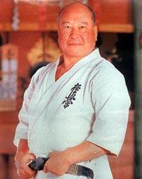 Масутацу Ояма - основатель стиля Кекусинкай